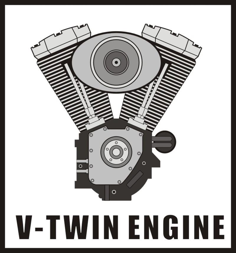 エンジンの絵